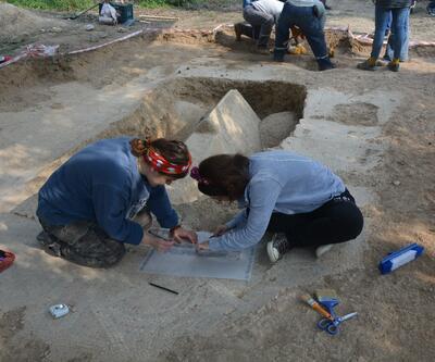 İznik'te Romalı generallerin mumyalı cesetleri bulundu