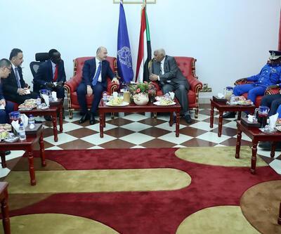 İçişleri Bakanı Soylu Sudan'da