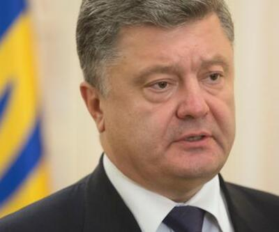 Ukrayna Devlet Başkanı Poroşenko için 'yurt dışı yasağı' talebi