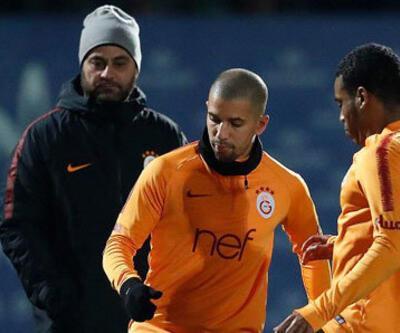 Galatasaray kampa girdi!