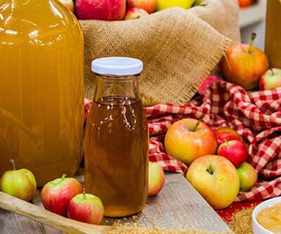 Evde elma sirkesi nasıl yapılır? 11 maddede elma sirkesi tarifi