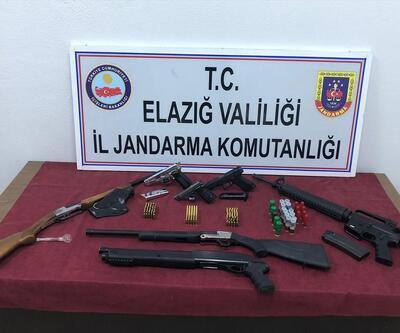 3 ilde silah kaçakçılığı operasyonu