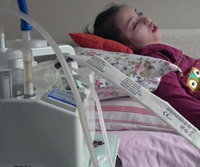 Zeytin çekirdeği 9 yaşındaki Ela Nur'u felç etti