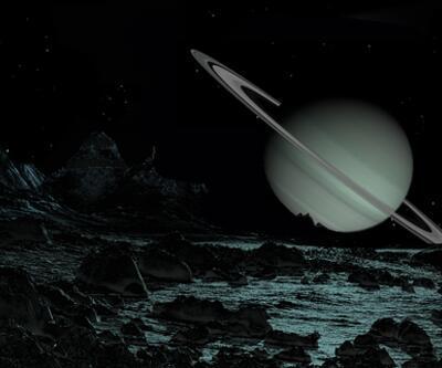 Satürn'ün halkaları sonradan oluşmuş