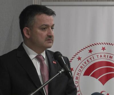 Tarım Bakanı'ndan et açıklaması