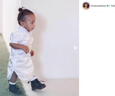 Kim Kardashian'dan kızı Chicago'ya özel doğum günü partisi