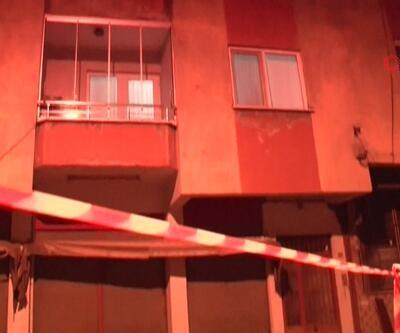 Riskli binayı gece yarısı boşalttılar
