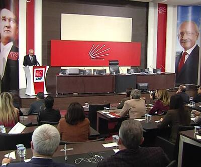 CHP'de tartışmalar devam ediyor