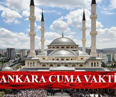 Ankara cuma namazı saat kaçta? 22 Şubat 2019