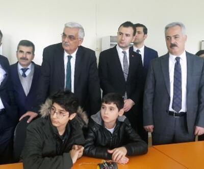 Vali Seymenoğlu'ndan Gelendost'a ziyaret