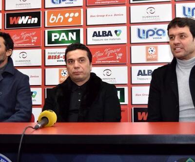 Cihat Arslan Bosna Hersek ekibiyle anlaştı