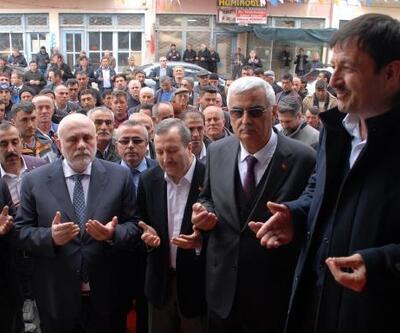 Gelendost'ta AK Parti SKM açıldı