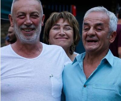 Ünlülerin Demet Akbağ'ın hayatını kaybeden eşi Zafer Çika'ya veda paylaşımları