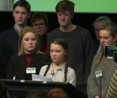 16 yaşındaki Greta Thunberg, Nobel Barış Ödülü'ne aday gösterildi