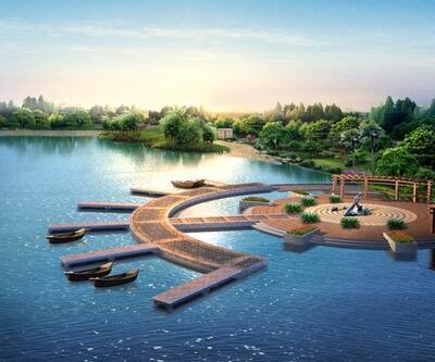 """Mehmet Özhaseki'nin sürpriz """"Plaj Projesi"""" ile başkent mavi şehir olacak"""