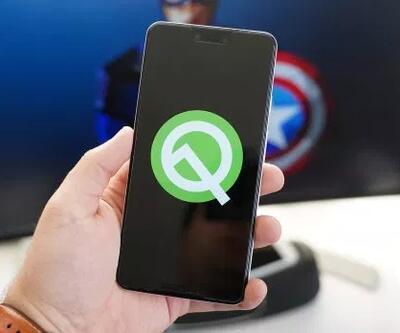 Pixel'e özel Android Q Beta