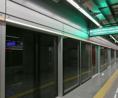 8 ilçeyi birbirine bağlayacak: İşte Mahmutbey-Mecidiyeköy metrosunun durakları