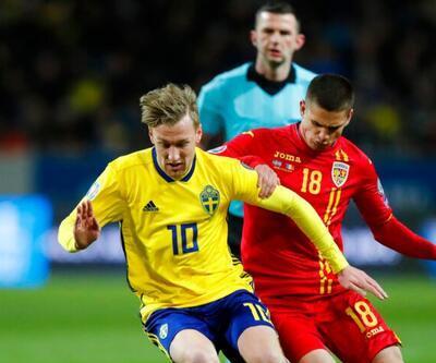Oyundan alınan Forsberg İsveç Milli Takımı'ndan ayrıldı