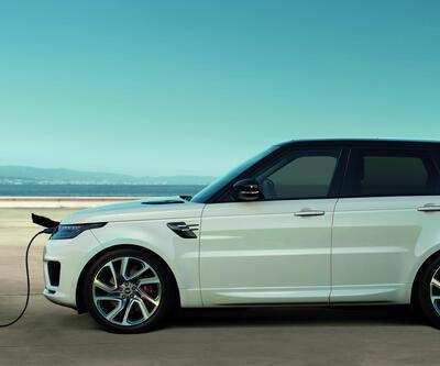 Range Rover Sport PHEV Türkiye'de