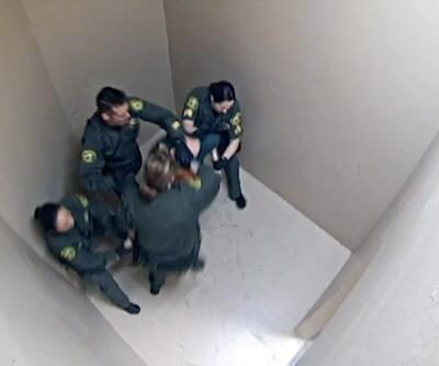 ABD'de gardiyan şiddeti