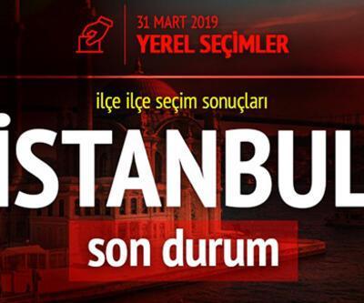Son dakika... İşte İstanbul oy oranları: Anlık seçim sonuçları