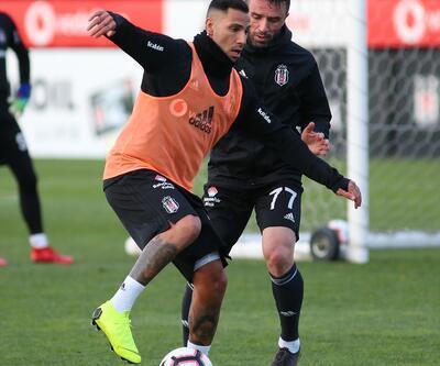 Beşiktaş Çaykur Rizespor maçına hazırlanıyor