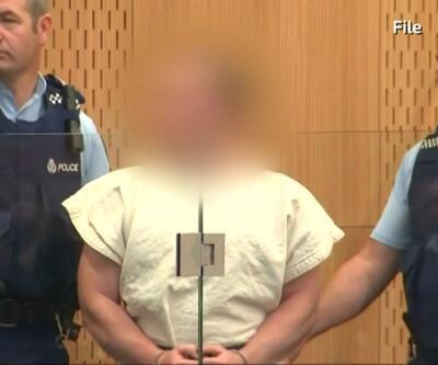 Yeni Zelanda teröristi mahkemede