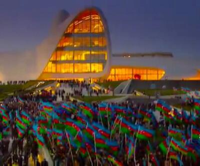Anketlere göre, Aliyev'e destek yüzde 90