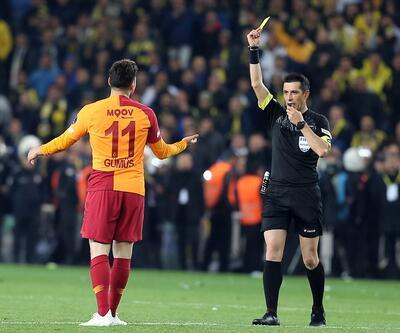 Sinan Gümüş'ten Galatasaraylı taraftarlara özür mesajı