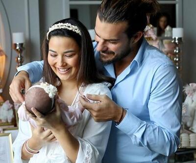 Lila bebek yüzünü gösterdi! İşte ilk fotoğraf