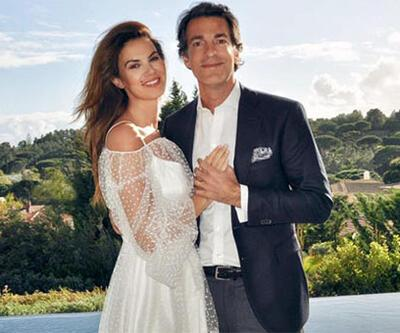 Tülin Şahin ile Pedro de Noronha evlendi