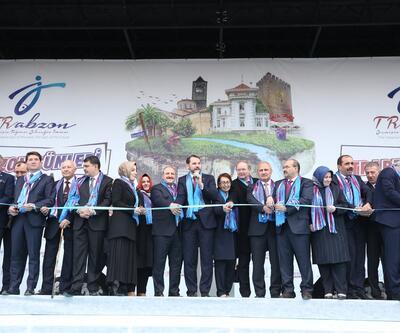 Bakan Albayrak Trabzon Günleri etkinliğine katıldı