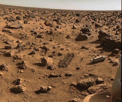 NASA paylaştı: İşte Mars'taki 'depremin' sesi