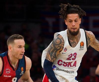 CSKA Moskova Final Four'a yükseldi