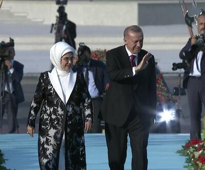 Erdoğan'dan Della Miles'a tebrik ve davet