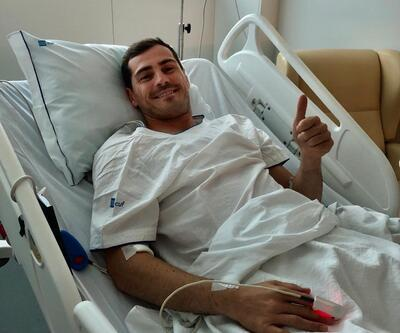 Casillas'ın sağlık durumu iyi