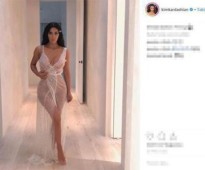 Kim Kardashian'ın Instagram kazancı