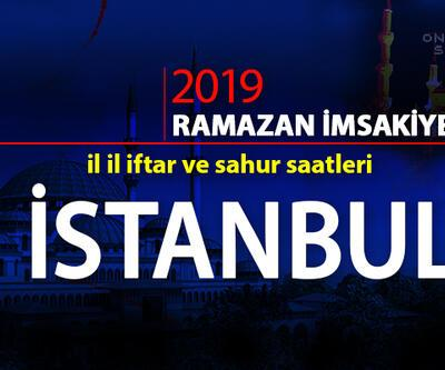 İstanbul iftar saati 21 Mayıs… Diyanet İstanbul iftar vakitleri 2019