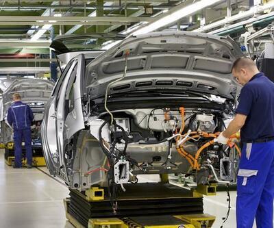 Otomotiv ihracatı nisan ayında 2,6 milyar dolar oldu