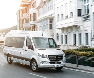 Mercedes Sprinter yenilendi