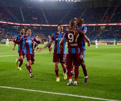 Trabzon'da 6 gollü düello