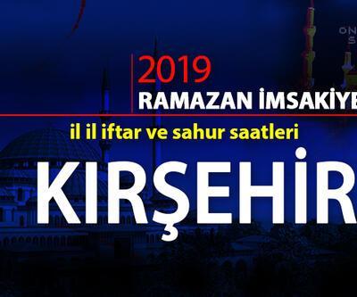 2019 imsak ve iftar saatleri: Kırşehir imsak ve iftar saatleri – Diyanet