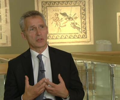 NATO Genel Sekreteri Jens Stoltenberg CNN TÜRK'e konuştu