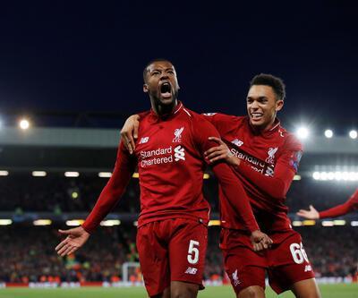 Liverpool Barcelona karşısında tarih yazdı