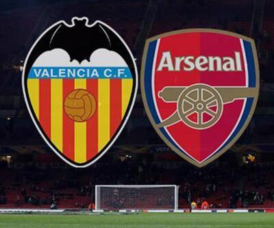 Valencia Arsenal maçı hangi kanalda? UEFA Avrupa Ligi maçları