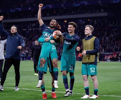 Tottenham tarihinde bir ilki başardı