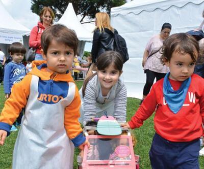 'Çocukça Bir Festival' sona erdi
