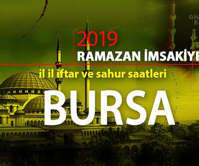 Bursa iftar saatleri 2019… Diyanet Bursa iftar vakti cnnturk.com'da!