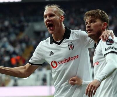 Beşiktaş'ın yeni kaptanları belli oldu