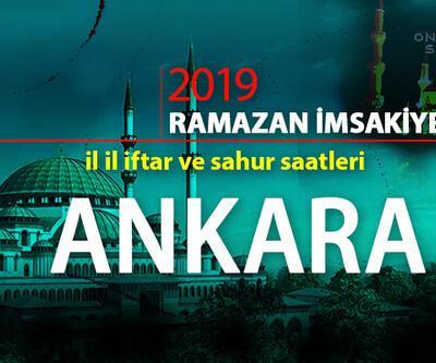 Ankara iftar saatleri cnnturk.com'da! Ankara için iftar vakti bugün saat kaçta?